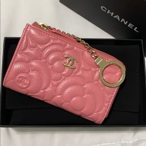chanel • o key holder
